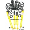KDJ 120/125 MEDIUM KIT SUSPENSION OME  NITROCHARGER