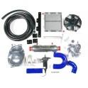 TOYOTA HDJ 80 12S KIT INTERCOOLER AIR/EAU MODELE COMPETITION
