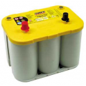 BATTERIE OPTIMA JAUNE SEMI TRACTION 765A